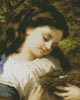 The Birds Nest - Cross Stitch Chart