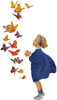 The Butterflies (Large) - Cross Stitch Chart