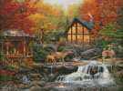 The Colors of Life - Cross Stitch Chart