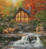 The Colors of Life (Crop 1) - Cross Stitch Chart