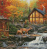 The Colors of Life (Crop 2) - Cross Stitch Chart