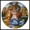 The Holy Family - Cross Stitch Chart