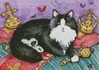 The King - Cross Stitch Chart
