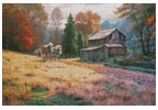 The Legacy - Cross Stitch Chart