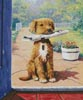 The Newsboy - Cross Stitch Chart