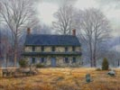 The Old Farmhouse - Cross Stitch Chart