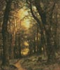 The Old Hunting Ground (Large) - Cross Stitch Chart