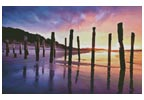 The Old Jetty - Cross Stitch Chart