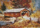 The Road Home - Cross Stitch Chart