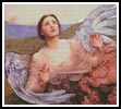 The Sense of Sight - Cross Stitch Chart