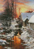 The Silence of the Snow - (Facebook Group) Cross Stitch Chart