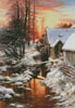 The Silence of the Snow (Large) - Cross Stitch Chart