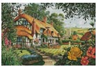 The Summer Thatchers - Cross Stitch Chart