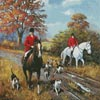 Those Hunting Days - Cross Stitch Chart