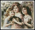 Three Graces - Cross Stitch Chart