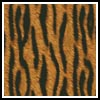 Tiger Cushion - Cross Stitch Chart