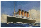 Titanic 2 - Cross Stitch Chart