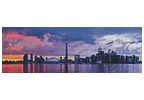 Toronto Panorama - Cross Stitch Chart