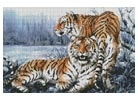 Tranquility - Cross Stitch Chart