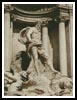Trevi Fountain - Cross Stitch Chart