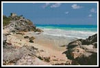 Tulum, Mexico - Cross Stitch Chart