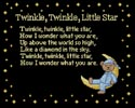 Twinkle Twinkle - Cross Stitch Chart