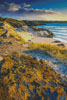 Evening Light on Uig Bay (Large) - Cross Stitch Chart