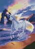 Unicorn Beach - Cross Stitch Chart