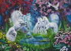 Unicorn Rendezvous - Cross Stitch Chart