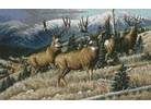 Up in the Mountain - Cross Stitch Chart