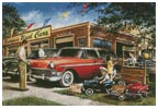 Used Cars - Cross Stitch Chart