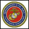 US Marines Emblem - Cross Stitch Chart