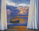 Vacation View - Cross Stitch Chart