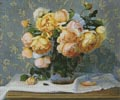 Vase of Roses - Cross Stitch Chart