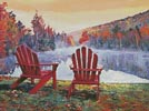 Vermont Romance - Cross Stitch Chart