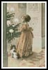 Victorian Christmas 3 - Cross Stitch Chart