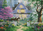 Victorian Evening - Cross Stitch Chart