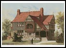 Victorian House 4 - Cross Stitch Chart