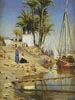 View of Cairo - Cross Stitch Chart