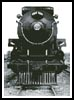 Vintage Train - Cross Stitch Chart