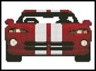 Viper - Cross Stitch Chart