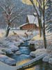 Warm and Cozy (Crop 2) - Cross Stitch Chart