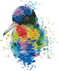 Watercolour Hummingbird - Cross Stitch Chart