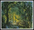 Weeping Willow - Cross Stitch Chart