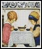 We give thanks - Cross Stitch Chart