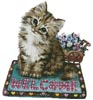 Welcome - Cross Stitch Chart