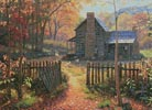 Welcome Fall - Cross Stitch Chart