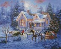 Welcome Home - Cross Stitch Chart