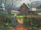 Welcome Spring - Cross Stitch Chart