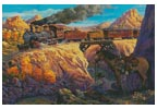 Western Passage - Cross Stitch Chart